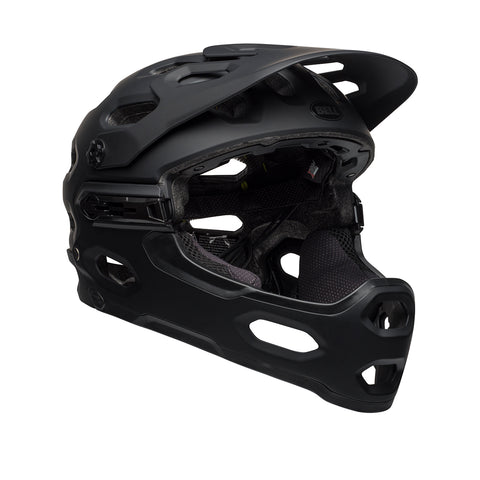 BELL HELMET SUPER 3R MIPS LARGE MATTE BLACK/GREY
