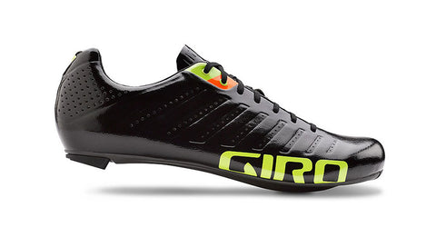 Giro Road Shoes Empire Slx - Black/Lime