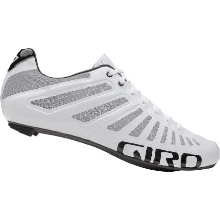 GIRO ROAD SHOES EMPIRE SLX LACE - CRYSTAL WHITE
