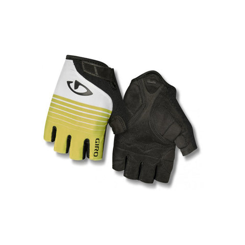 GIRO GLOVE JAG CITROEN GREEN 2019