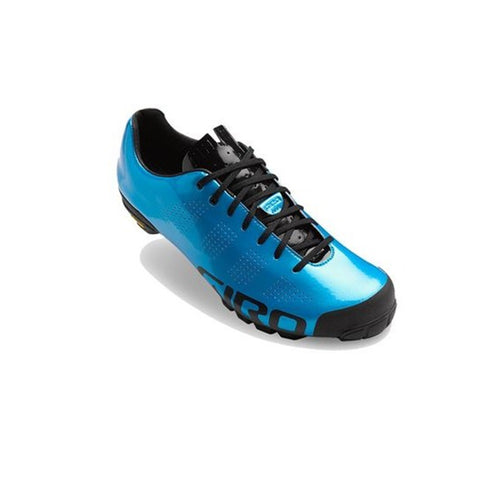 GIRO SHOE EMPIRE VR90 MOUNTAIN BIKE - BLUE JEWEL/BLACK