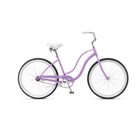 Schwinn S1 Cruiser Woman'S Purple