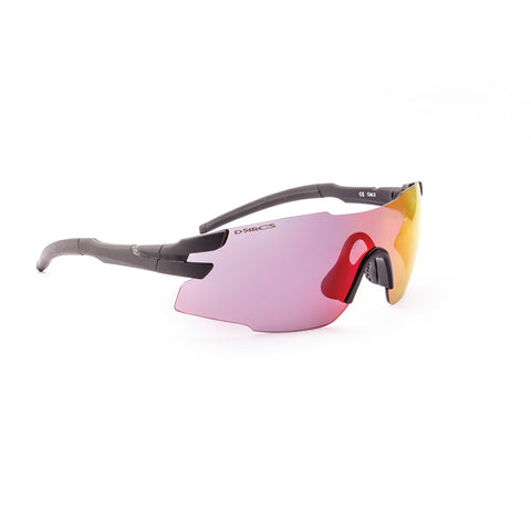 DARCS ECLIPSE RED REVO SUNGLASSES