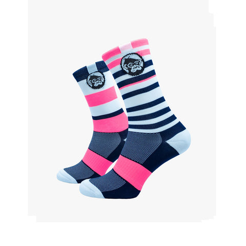 GRUMPY MONKEY SAILOR SOCKS