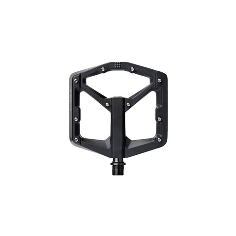 Crankbrothers Pedal Stamp 3 Large Grey Magnesium