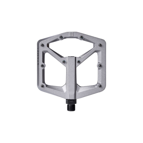 Crankbrothers Pedal Stamp 3 Small Grey Magnesium