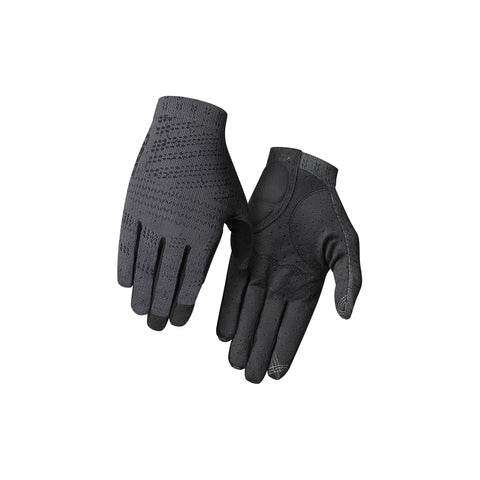 GIRO GLOVE XNETIC TRAIL - COAL