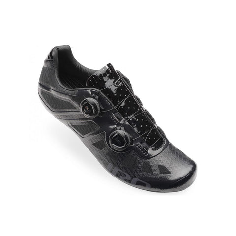 GIRO ROAD IMPERIAL BLACK SHOES