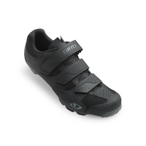 GIRO SHOE CARBIDE RII MTB - CHARCOAL/BLACK