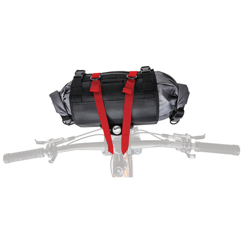 BLACKBURN OUTPOST HANDLEBAR ROLL W/DRY BAG