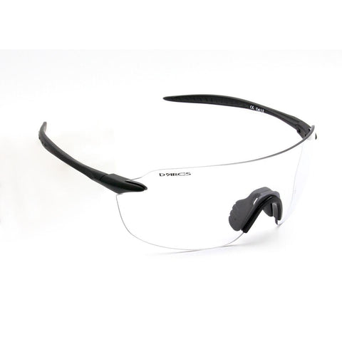 DACRS SINGLE EDGE R FRAME-MATT BLACK LENS-CAT.1-2