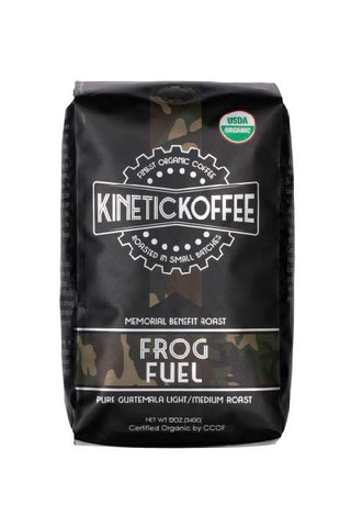 Kinetic Koffee Frog Fuel