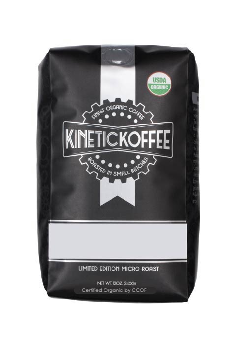 Kinetic Koffee Special Roast- alternating limited edition roasts