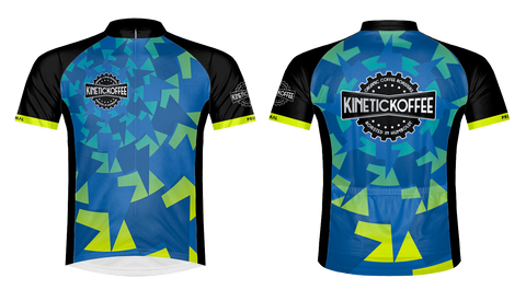 Kinetic Koffee Cycling Jersey by Primal