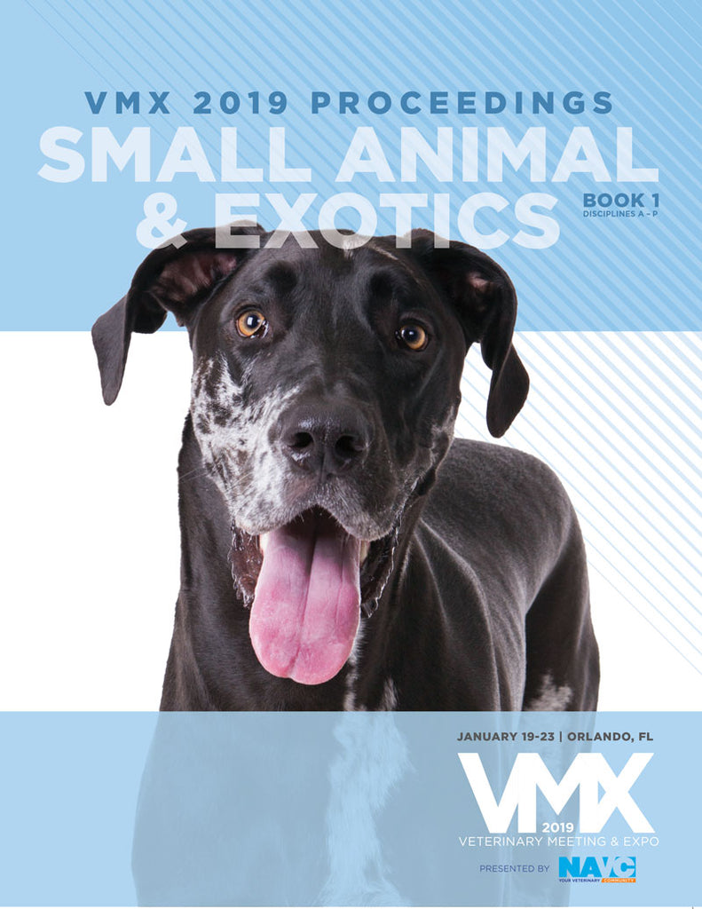 2019 VMX Small Animal & Exotics Proceedings