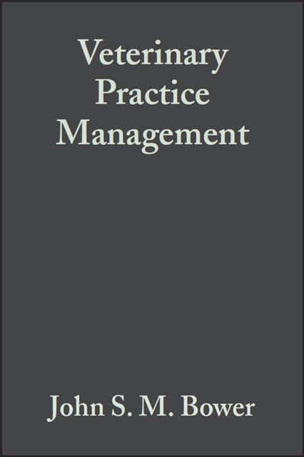 Veterinary Practice Management, 3rd Edition