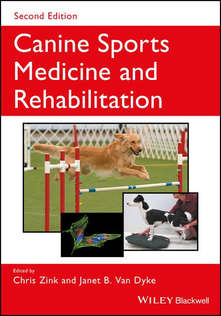 Canine Sports Medicine and Rehabilitation, 2nd Edition