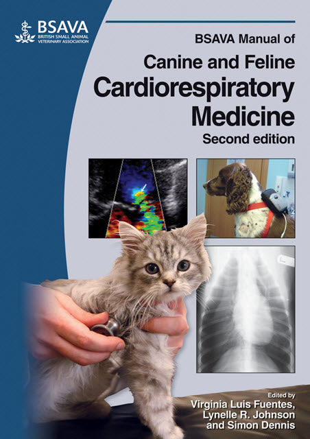 BSAVA Manual of Canine and Feline Cardiorespiratory Medicine, 2nd Edition