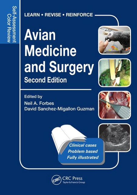 Avian Medicine and Surgery, Self-Assessment Color Review, 2nd Edition