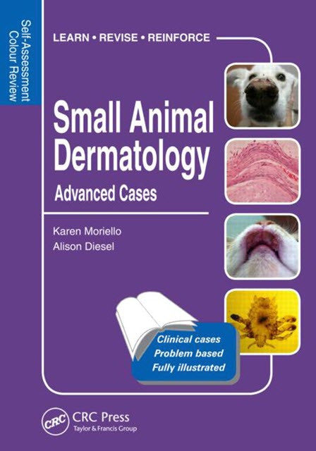 Small Animal Dermatology, Advanced Cases