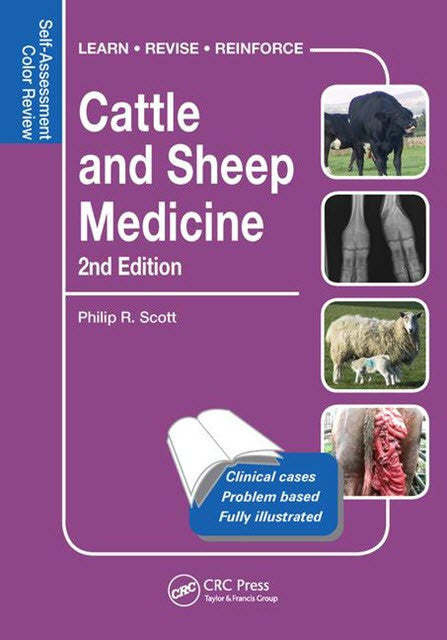 Cattle and Sheep Medicine, Self-Assessment Color Review 2nd Edition