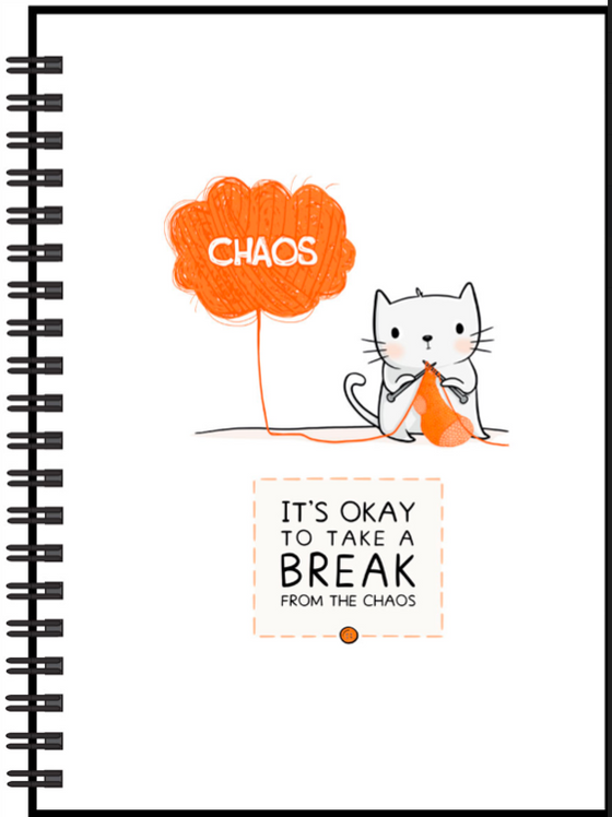 """Chaos"" Journal"