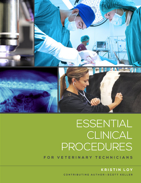 Essential Clinical Procedures for Veterinary Technicians