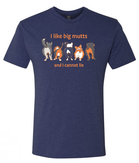 """I Like Big Mutts"" - Short Sleeve Shirt"