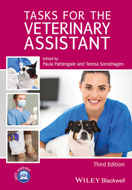 Tasks for the Veterinary Assistant, 3rd Edition