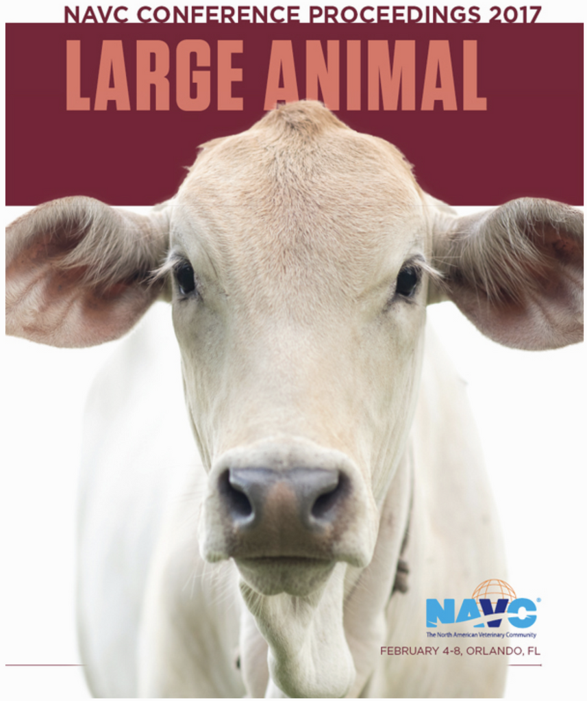 2017 NAVC Large Animals Proceedings