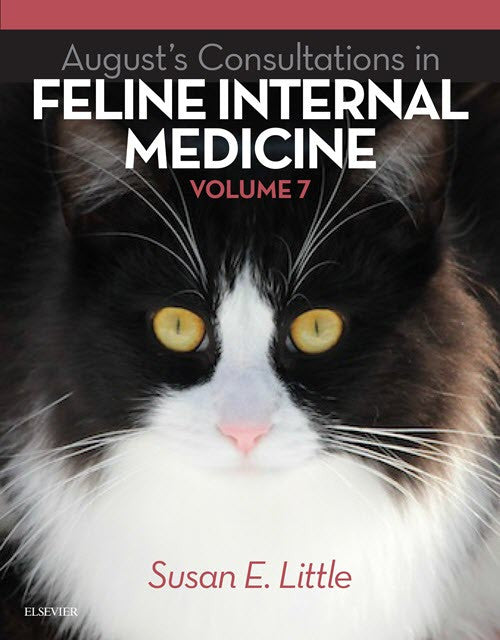August's Consultations in Feline Internal Medicine, Volume 7, 1st Edition