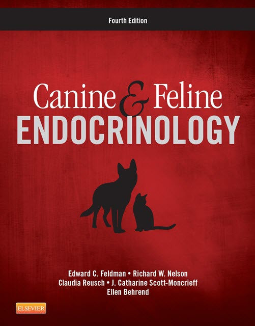 Canine & Feline Endocrinology, 4th Edition