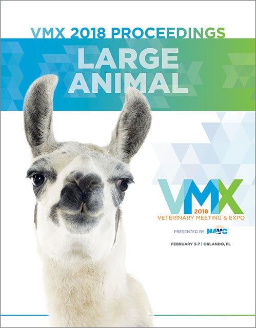 2018 NAVC Large Animals Proceedings