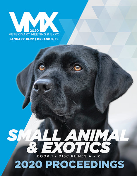 2020 VMX Small Animal & Exotics Proceedings