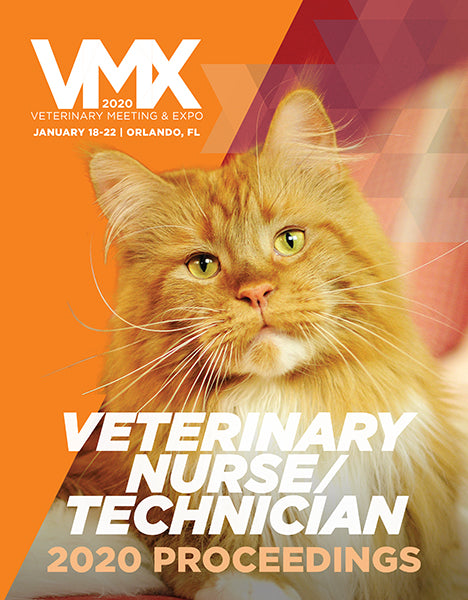 2020 VMX Veterinary Nurse/Technician Proceedings