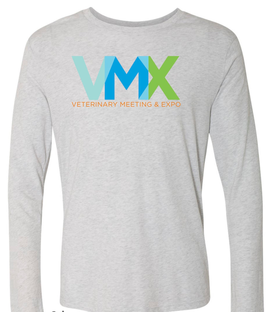 VMX Logo T-Shirt, Long Sleeve