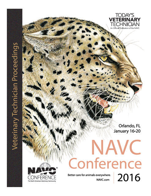 2016 NAVC Veterinary Technician & Practice Manager Proceedings