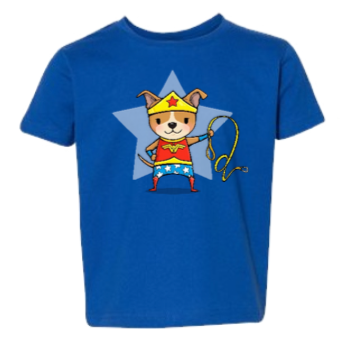 """Wonderdog"" Toddler T-Shirt"