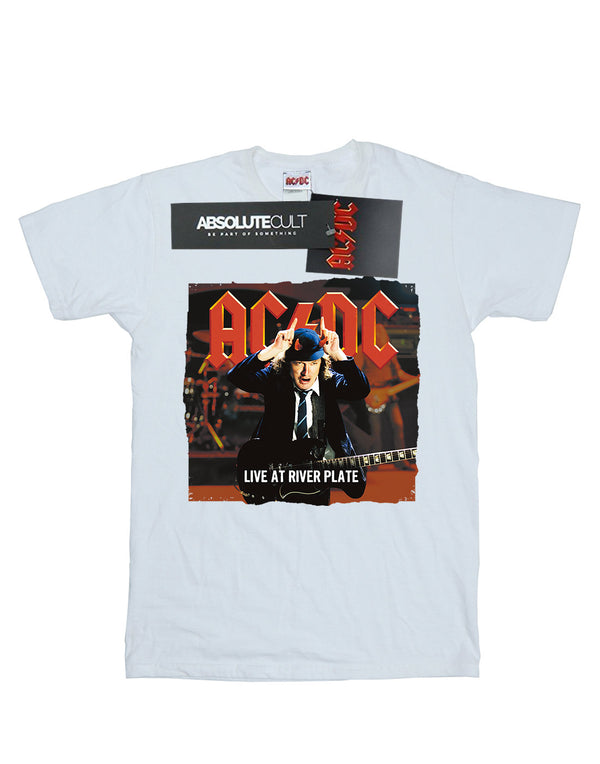 AC/DC Boys Live At River Plate Columbia Records T-Shirt