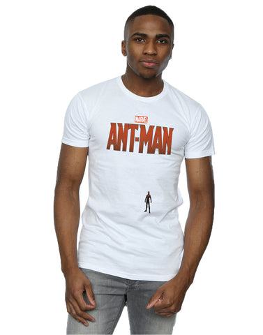 Marvel Men's Ant-Man Tiny T-Shirt Front Image