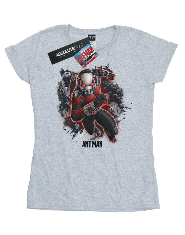 Marvel Women's Ant-Man Ants Running T-Shirt | Absolute Cult