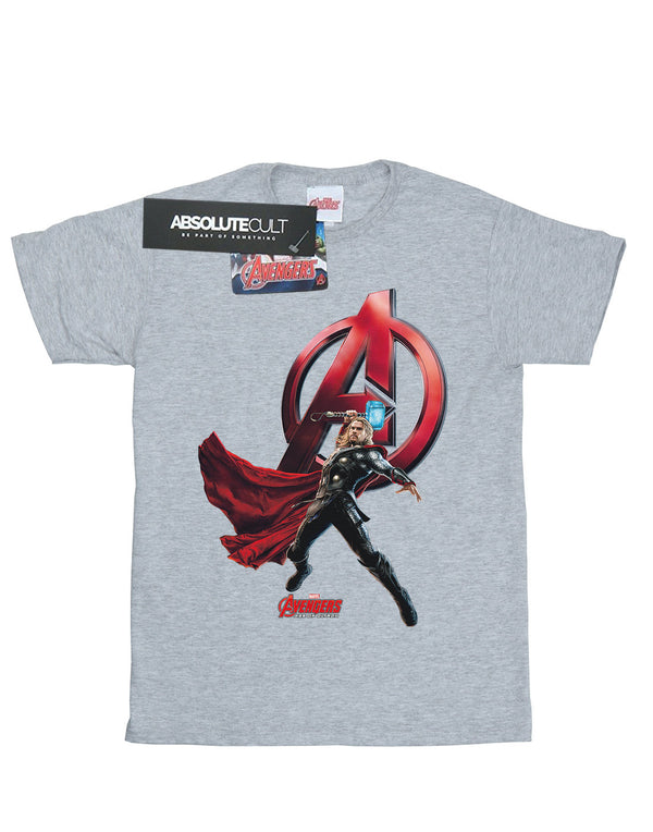 Marvel Men's Thor Pose T-Shirt