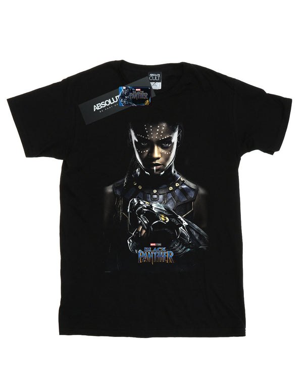 Marvel Girls Black Panther Shuri Poster T-Shirt | Absolute Cult