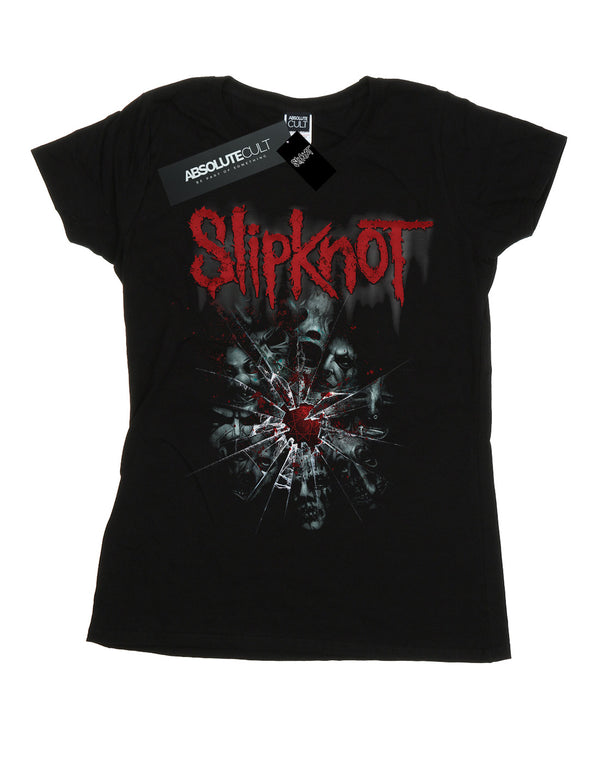 Slipknot Women's Shattered Glass T-Shirt