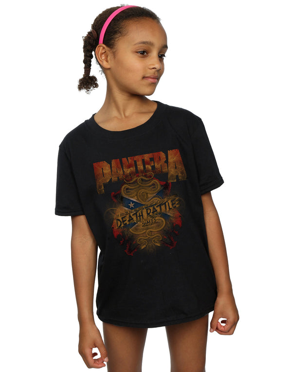 Pantera Girls Death Rattle T-Shirt