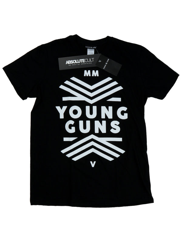 Young Guns Men's Burning Your Eyes T-Shirt