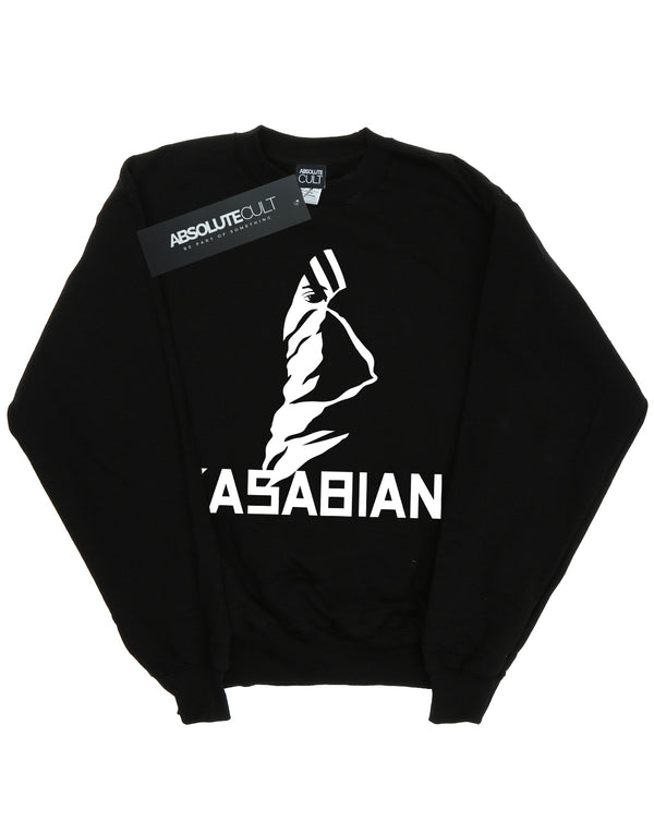 Kasabian Men's Ultraface Logo Sweatshirt