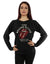Rolling Stones Women's NYC 75 Tour Sweatshirt