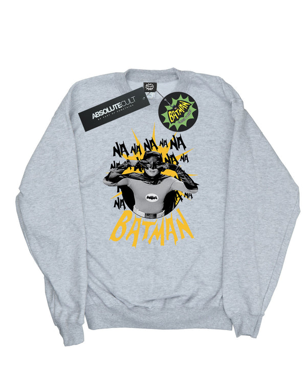 DC Comics Men's Batman TV Series Nananana Sweatshirt