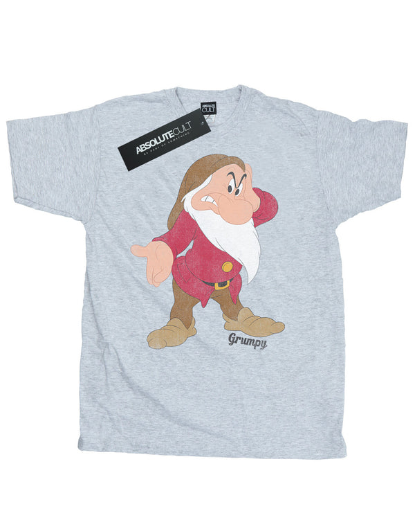 Disney Men's Classic Grumpy T-Shirt